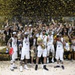 Epilogue Jeep Elite : L'ASVEL sacré Champion de France 2019 !