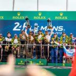 Alonso/Buemi/Nakajima Vainqueurs des 24H du Mans et Champions du Monde !