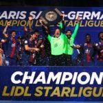 Lidl Starligue : Le PSG soulève le bouclier de Champion !