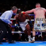 Boxe : Incroyable...Joshua battu ! ( + Vidéo )
