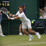 Wimbledon 2019 : Corentin Moutet au top ! (+ Vidéo)