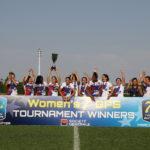 Rugby à 7 féminin : Les Bleues sur le toit de l'Europe ! ( + Vidéo)