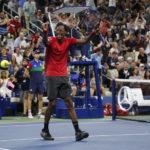 US Open : Gaël Monfils en quarts ! ( + Vidéo )