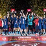 LNH : Paris remporte le Trophée des Champions !