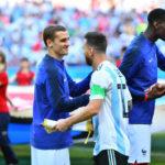 Une relation Messi/Griezmann un peu mystérieuse...( + Vidéo )