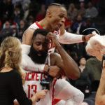 Harden illumine la Nuit NBA ! ( + Vidéo )