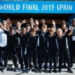 Finale Mondiale de la Danone Nations Cup 2019 ! (+ Vidéo )
