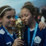 Danone Nations Cup : Les U12 de l'OL Championnes du Monde !