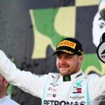 Formule 1 : Bottas remporte un Grand Prix du Japon sous tension ! ( + Vidéo )