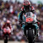 Moto GP : 4e Pôle pour Quartararo (+ Vidéo ! )
