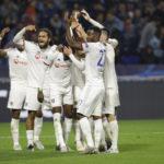 Ligue des Champions : Lille coule, Lyon se relance ( + Vidéo )