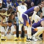 NBA : Stephen Curry absent 3 mois ! (+ Vidéo)