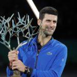 Masters Paris-Bercy : le vainqueur, c'est Djoko ! (+ Vidéo)