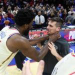 Nuit NBA : Faut pas l'chauffer à Embiid !  ( + Vidéo )