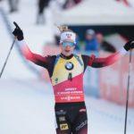 Biathlon - CdM : Johannes Boe, encore et toujours !