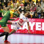 Mondial IHF : un peu mieux...mais Match nul face au Brésil