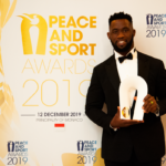 Siya Kolisi remporte le Peace and Sport Award du Champion de l'Année