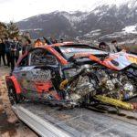 WRC - Rallye de Monte-Carlo : Grosse frayeur pour Tänak ! (+ Vidéo)