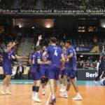 Volley - Tournoi de qualification olympique : les Bleus démarrent fort !