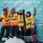 Freeride World Tour : Un début de saison spectaculaire à Hakuba ! ( + Vidéo )