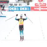 Biathlon : Onzième titre mondial pour Martin Fourcade ! ( + Vidéo )