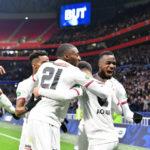 Coupe de France : Victoire des Gones lors de l'Olympico