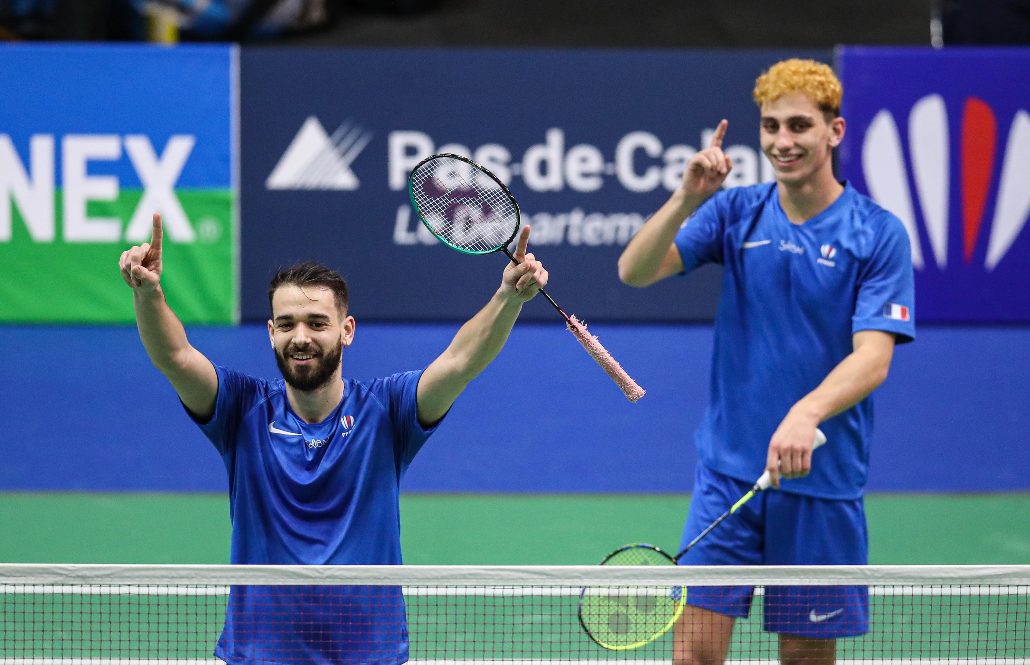 maio adam badminton
