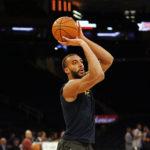 Qui donnera le coup d'envoi de la NBA ? C'est Rudy Gobert !