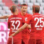 Bundesliga : Le Bayern en mode rouleau compresseur ! (+ Vidéo !)