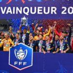 Paris remporte la Coupe de France mais perd Mbappé sur blessure ! (+ Vidéo !)