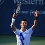 Masters de Cincinnati : C'est pour Djokovic ! (+ Vidéo)