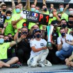 Formule 1 / GP d'Italie : Pierre Gasly victorieux à Monza ! (+ Vidéos)
