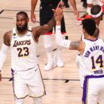 Play-offs NBA : les Lakers premiers qualifiés à l'Ouest ! (+ Vidéo)
