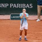 Roland-Garros : Hécatombe des Bleus...mais Merci Gaston ! (+ Vidéo)
