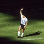 Diego Maradona est mort...