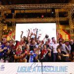Volley-Ball (M) : l'AS Cannes remporte son 10ème titre national ! (+ Vidéo)