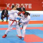 Championnat d'Europe 2021/ Karaté : Leïla Heurtault en lice pour la médaille de bronze ! (+ Vidéo)