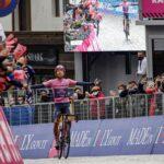 Giro / 16ème étape : Egan Bernal et les autres (+ Vidéo)
