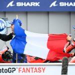 Moto GP / GP de France : Quartararo et Zarco (presque) parfaits à domicile (+ Vidéo)