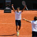 Roland Garros : Les Français Herbert et Mahut filent en finale ! (+ Vidéo)