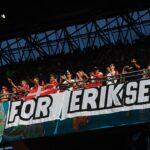 EURO 2020 : Un hommage vibrant pour Eriksen ! (+ Vidéo)